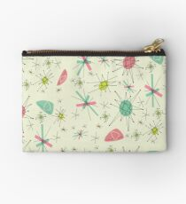 Atomic 50s Zipper Pouch