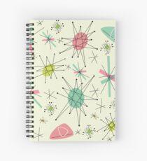 Atomic 50s Spiral Notebook