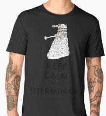 Keep Calm And Exterminate Men's Premium T-Shirt