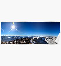 Quandary Peak View, Colorado Poster