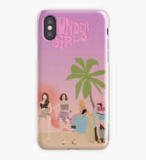 """""""Why So Lonely"""" - Wonder Girls  iPhone Case/Skin"""