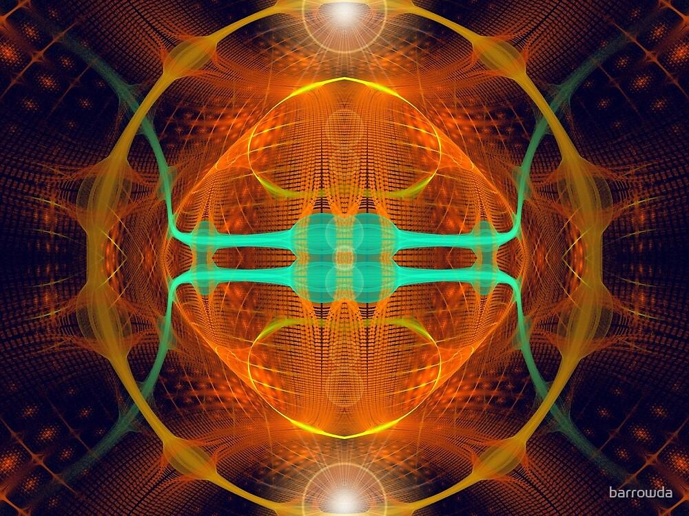 FUT#4: You Light Up My Matrix  (G0926) by barrowda
