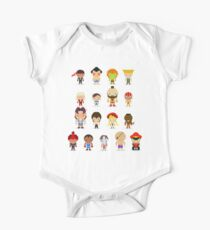 Ultra Street Fighter II - The Final Challengers Kids Clothes