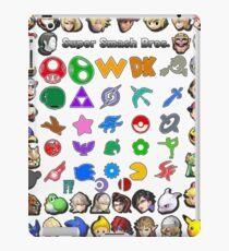 Smash Logos iPad Case/Skin
