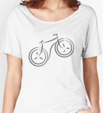 Bike t-shirt Women's Relaxed Fit T-Shirt