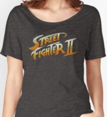 Street Fighter 2 faded Women's Relaxed Fit T-Shirt