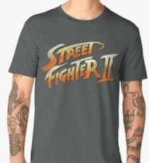 Street Fighter 2 faded Men's Premium T-Shirt