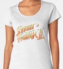 Street Fighter 2 faded Women's Premium T-Shirt