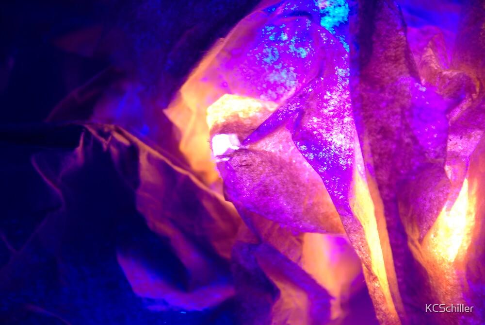 Color Blur Rose by KCSchiller
