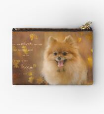 Never too late for dreams Studio Pouch