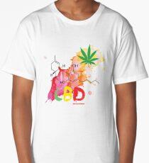 CBD Splash Long T-Shirt