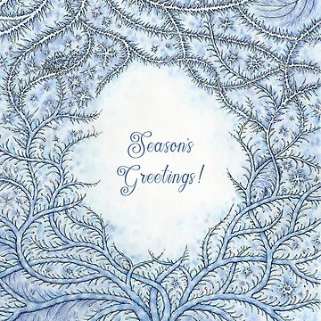 Frosty Season's Greetings! by OzureFlame