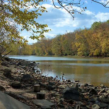 Fall on the Scioto by sublime