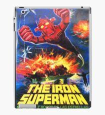 Iron Superman iPad Case/Skin
