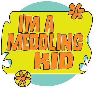 """Scooby Doo – """"I'm A Meddling Kid"""" 1 by AirDrawn"""