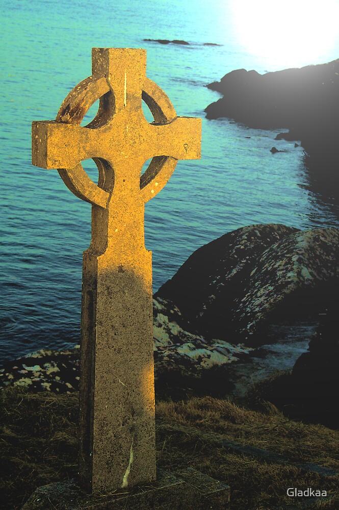 Celtic Cross by Gladkaa