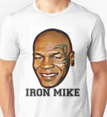 MIKE TYSON (iron mike) T-Shirt