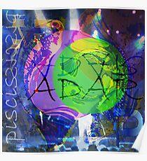 Piscis - Adar Poster