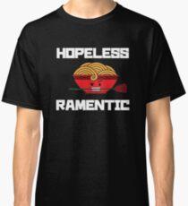 Hopeless Ramentic: Delicious Ramen Noodle T-Shirt Classic T-Shirt