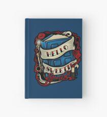 Hello Sweetie (sticker) Hardcover Journal