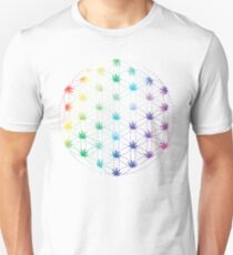 Flowers of Life Unisex T-Shirt