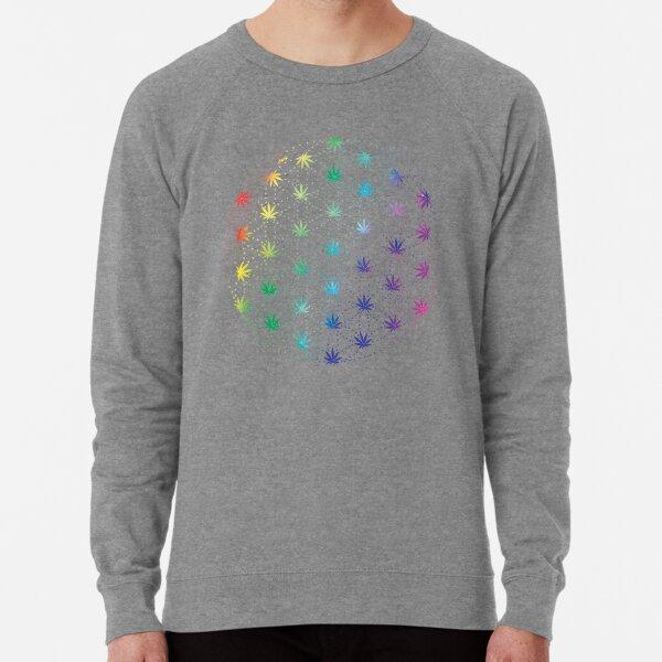 Flowers of Life Lightweight Sweatshirt