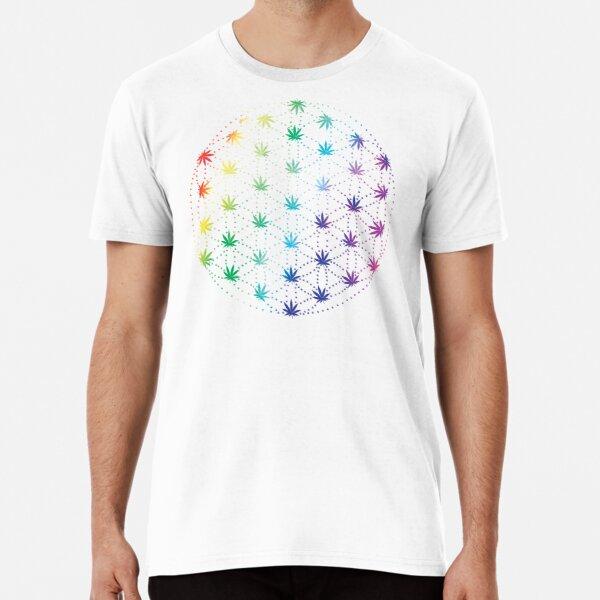 Flowers of Life Premium T-Shirt