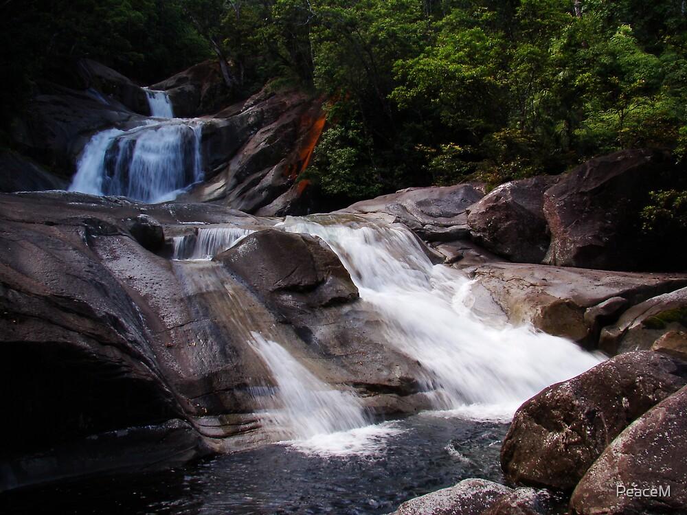 Josephine Falls by PeaceM