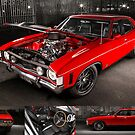 Lorenzo's Ford Falcon by HoskingInd
