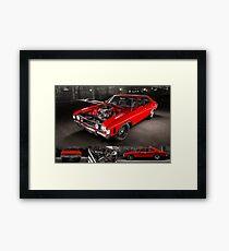 Lorenzo's Ford Falcon Framed Print