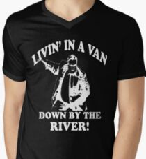 Chris Farley living in a van down by the river  T-Shirt