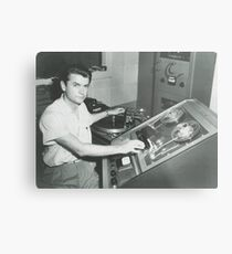 Sam Phillips Metal Print