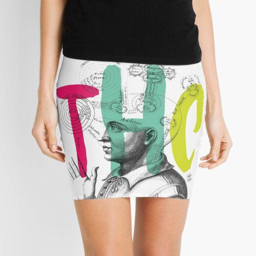 THC Minds Mini Skirt