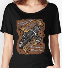 Browncoat Tours  Women's Relaxed Fit T-Shirt
