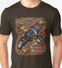 Browncoat Tours  Unisex T-Shirt