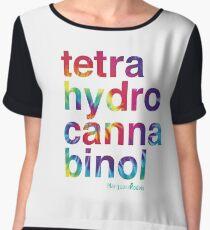 Tetra Chiffon Top