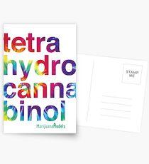 Tetra Postcards