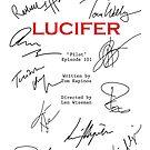 Lucifer Script by CapnMarshmallow