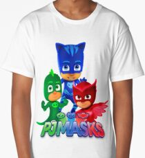 Pj Masks all team Long T-Shirt