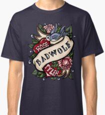 BadWolf Tattoo Classic T-Shirt