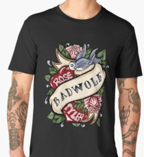 BadWolf Tattoo Men's Premium T-Shirt