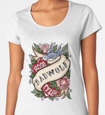 BadWolf Tattoo Women's Premium T-Shirt