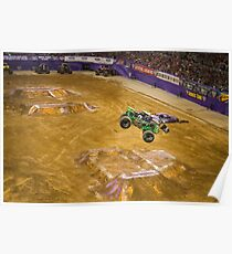 Grave Digger Poster