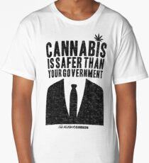 Cannabis is Safer Than Your Government Long T-Shirt