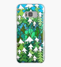 Winter's Forest  Samsung Galaxy Case/Skin