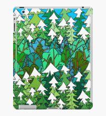 Winter's Forest  iPad Case/Skin