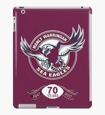 Vinilo o funda para iPad Logotipo de Manly Sea Eagles - 70 años