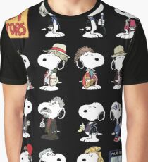 The 13 + 1 Dogtors Graphic T-Shirt