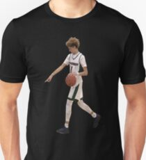 LaMelo Ball From Half Court Low Poly Unisex T-Shirt