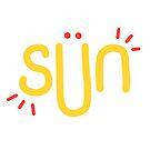 Smiley sun by celestenjoo